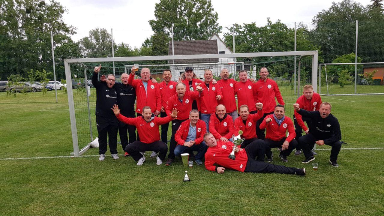 Ü40 Kreispokalsieger 2019