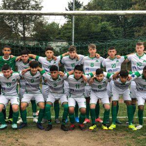 B-Junioren  Saison 2019-2020