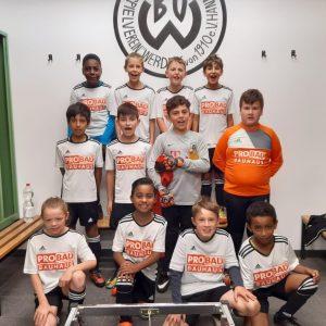 E-Junioren Saison 2019-2020